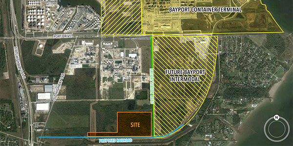 Port of Houston - Bayport Terminal Distribution Center