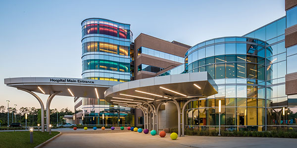 Texas Children's Hospital The Woodlands Campus